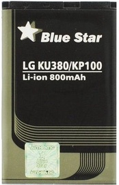 BlueStar Battery For LG KP100/KF310/C110 Li-Ion 800mAh Analog