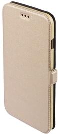 Telone Shine Book Case For Huawei Honor 5C/Honor 7 Lite Gold