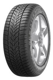 Зимняя шина Dunlop SP Winter Sport 4D, 235/55 Р19 101 V E C 70