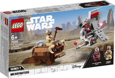 Конструктор LEGO®Star Wars TM 75265 Микрофайтеры: Скайхоппер T-16 против Банты