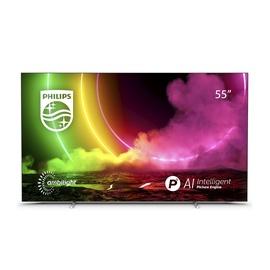 Телевизор Philips 55OLED806/12, OLED, 55 ″