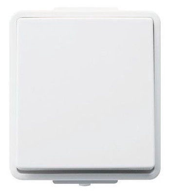 Hager 16000509 White