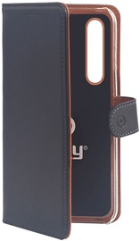 Celly Wally Book Case For Huawei P30 Black