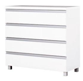 Комод Bodzio Aga AG37 White, 90x43x85 см