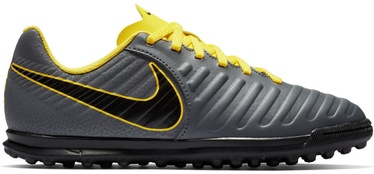 Nike Tiempo Legend 7 Club TF JR AH7261 070 Gray 38.5