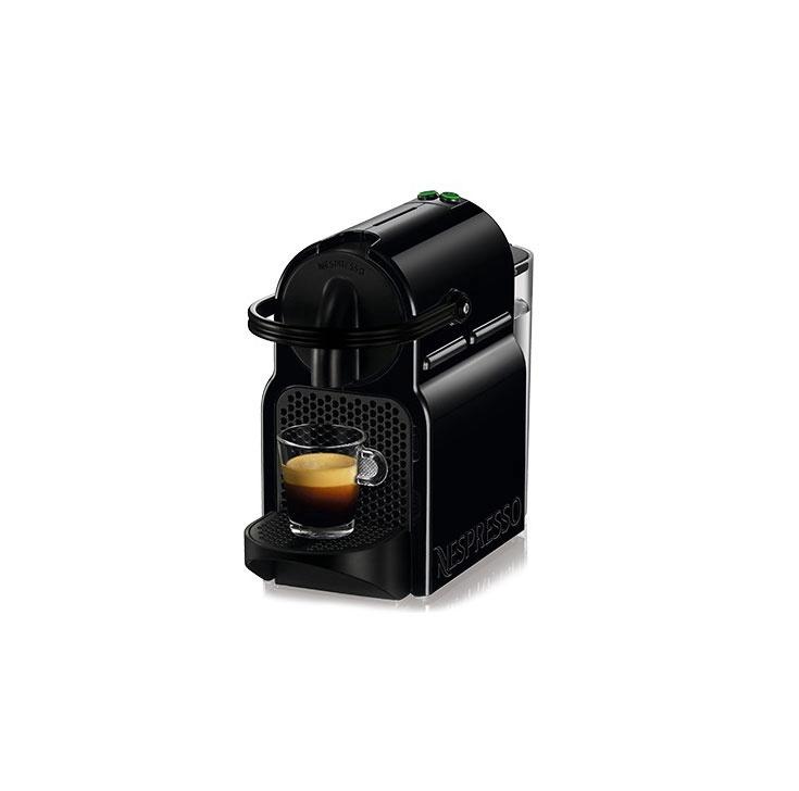 Kapsulas kafijas automāts Nespresso Inissia, melna