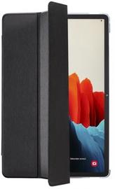Чехол Hama Samsung Galaxy Tab S7, прозрачный/черный, 11″
