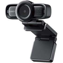 Интернет-камера Aukey AUKEY PC-LM3, черный, CMOS