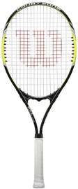 Wilson Court Zone Lite Black/Yellow