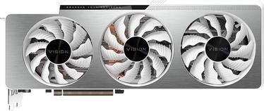 Videokarte Gigabyte Nvidia GeForce RTX 3090 GV-N3090VISIONOC-24GD 24 GB GDDR6X