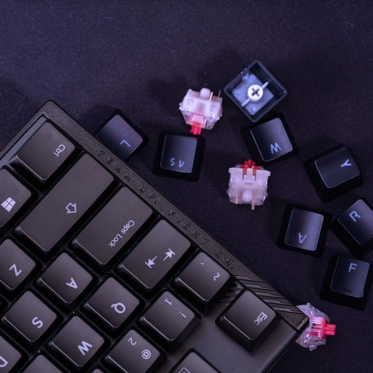 Spēļu tastatūra Gigabyte AORUS K1 Cherry MX Red EN