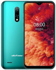 UleFone Note 8P Midnight Green