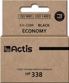 Actis Cartridge KH-338R For HP 15ml Black