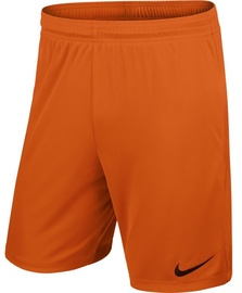 Nike Junior Shorts Park II Knit NB 725988 815 Orange S