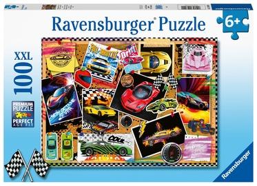 Пазл Ravensburger XXL Dream Cars 128990, 100 шт.