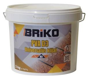 Briko Universal PVA Glue D3 3kg