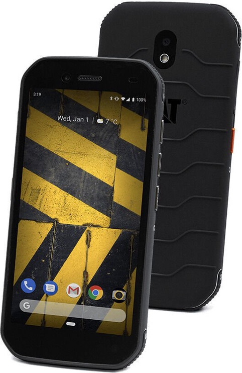 Mobilais telefons Caterpillar CAT S42, melna, 3GB/32GB