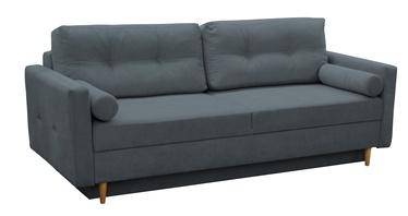 Диван-кровать Idzczak Meble Pastella Grey, 216 x 100 x 74 см
