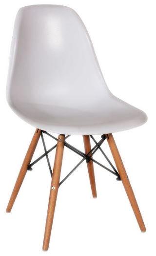 Ēdamistabas krēsls Signal Meble Enzo White, 1 gab.