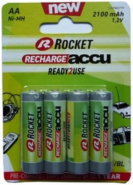 Rocket Recharge Accu HR6  AA 2pcs