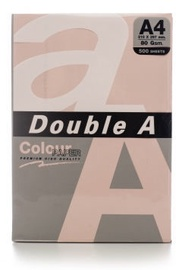 Double A Colour Paper A4 500 Sheets Flamingo