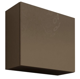 Cama Meble Vigo Square Cabinet Latte/Latte Gloss