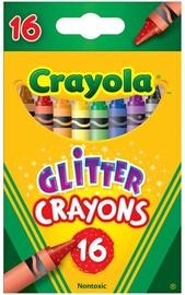 Crayola Glitter Crayons 16pcs