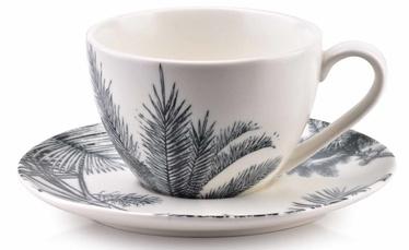 Krūzīte Mondex Tropical Cup And Saucer 275ml