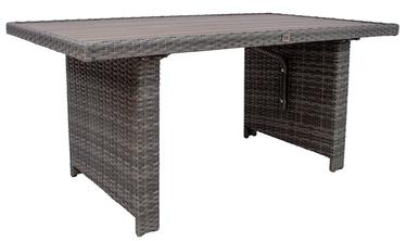 Садовый стол Home4you Pavia 21109, серый