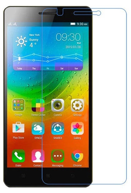 BlueStar Tempered Glass 9H Extra Shock Screen Protector for Lenovo A328