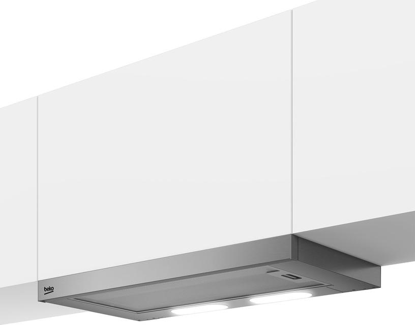 Iebūvēts tvaika nosūcējs Beko HNT61210X