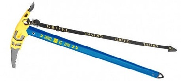 Grivel G Zero Ice Axe Blue 58cm