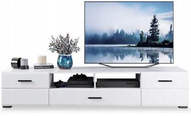 Tuckano Canada TV Stand 2000x350x450mm White