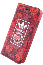 Adidas Booklet Bohemian Case For Apple iPhone 7/8 Red