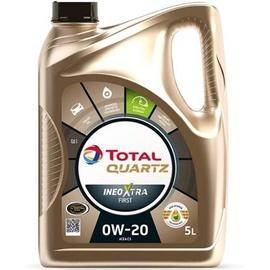 Motoreļļa Total 0W20 Quartz Ineo Xtra First 0W - 20, sintētiskais, vieglajam auto, 5 l