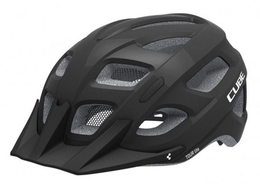 Cube Helmet Tour Black S