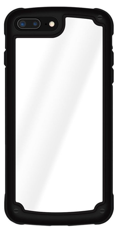 Hurtel Solid Frame With Bumper For Huawei P20 Pro Black