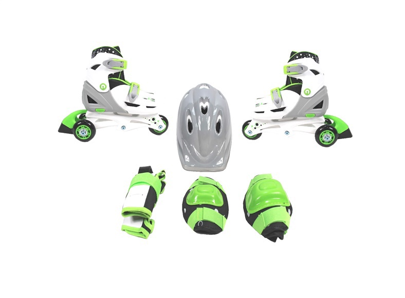Ролики SN Rollerblades GW-069HBC-01 Green 30-33
