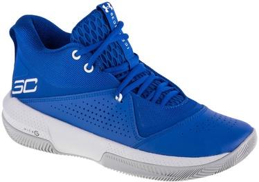 Under Armour SC 3ZER0 IV Basketball Shoes 3023917-400 Blue 46