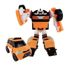 Rotaļlieta transf.mini tobot adventure x