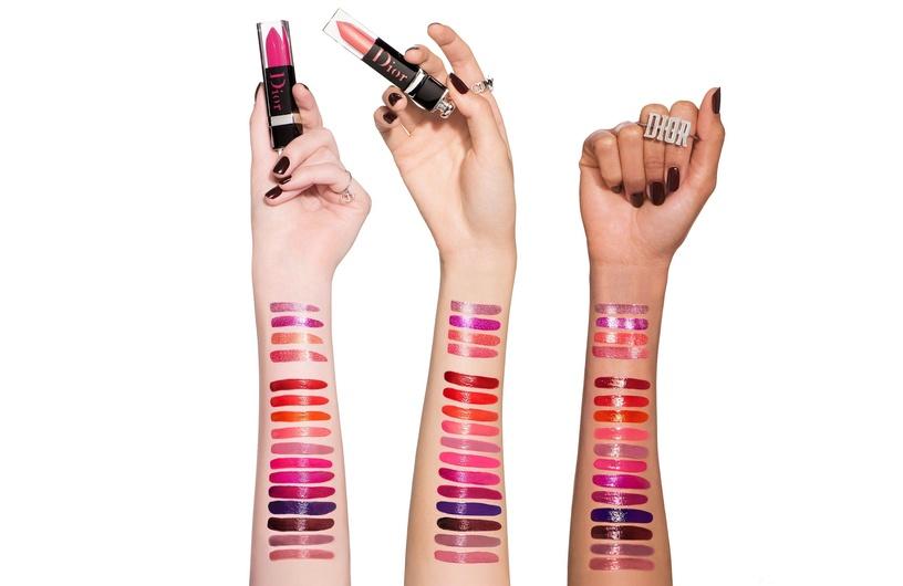 Christian Dior Addict Lacquer Plump Liquid Lipstick 5.5ml 538