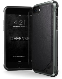X-Doria Defence Lux Back Case For Apple iPhone 7/8 Black