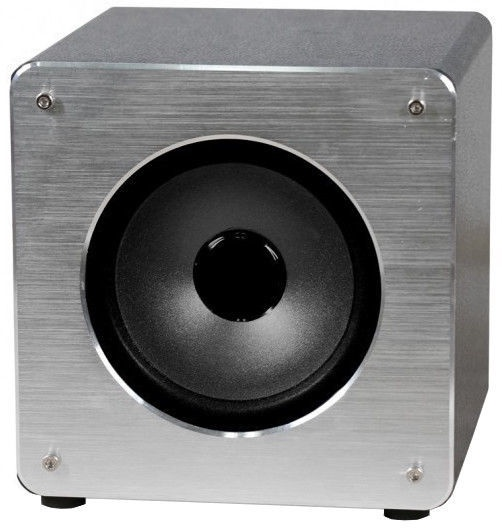 Bezvadu skaļrunis Omega OG62A Aluminium Body Silver, 8 W