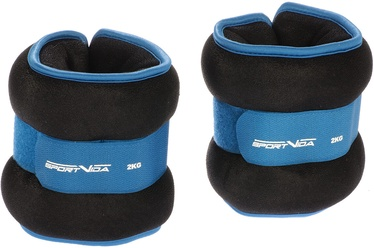 Universālie svari SportVida Ergo Fit Weight Set 2kg Navy Blue