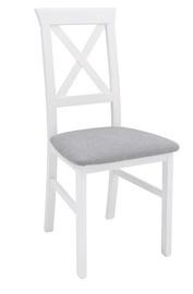 Стул для столовой Black Red White Alla 3 White/Grey, 1 шт.