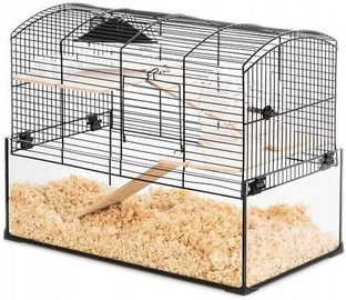 Клетка для грызунов Zolux Neo Panas Gerbils Cage Black