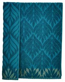 Dvielis Ardenza Flora, zila, 70x140 cm, 2 gab.