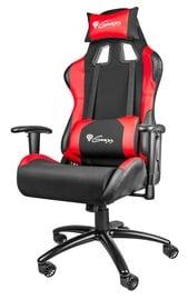 Spēļu krēsls Genesis Nitro 550 Black Red