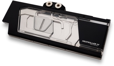 Watercool HEATKILLER® IV for RTX 2080 - ACRYL Ni-Bl RGB