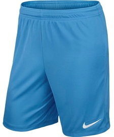 Nike Men's Shorts Park II Knit NB 725887 412 Light Blue XL